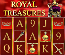 Royal Treasures BTD